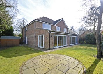 Thumbnail 5 bedroom detached house to rent in Dartnell Park Road, West Byfleet