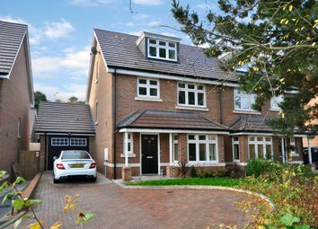 Thumbnail 4 bed property for sale in Blackstone Way, Earley, Reading