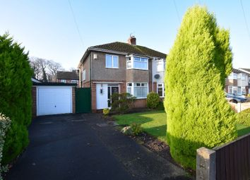 Thumbnail 3 bed semi-detached house for sale in Sherry Lane, Arrowe Park