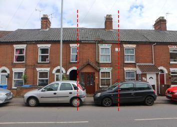 Thumbnail 3 bed terraced house for sale in 151 Sprowston Road, Norwich, Norfolk