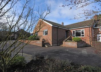 Thumbnail 4 bed bungalow for sale in Debenham Road, Stonham Aspal, Stowmarket