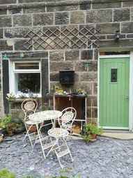Thumbnail 2 bed terraced house for sale in Middle Nook, Wadsworth, Hebden Bridge