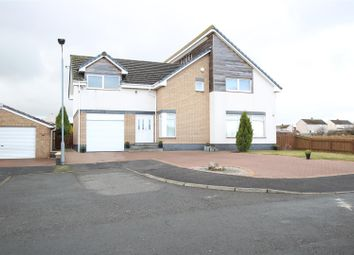 Thumbnail 5 bed property for sale in Wallace Wynd, Law, Carluke