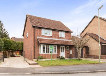 Thumbnail 4 bed detached house for sale in Gloucester Drive, Basingstoke