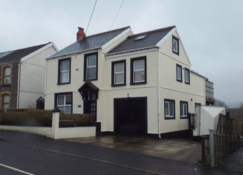 Thumbnail 5 bed detached house for sale in Llannon Road, Pontyberem, Llanelli