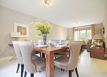 Thumbnail 3 bed flat to rent in Boydell Court, Swiss Cottage
