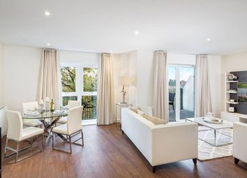 Thumbnail 2 bed flat for sale in Stanmore Place, Stanmore