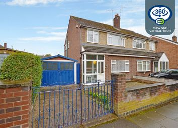 Thumbnail 3 bed semi-detached house for sale in Newington Close, Coundon, Coventry
