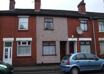 Thumbnail 2 bed terraced house to rent in Carron Street, Fenton, Stoke-On-Trent