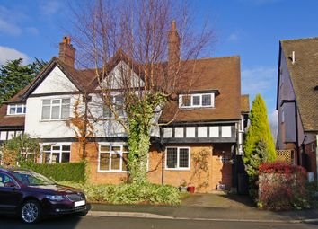 Thumbnail 5 bed semi-detached house for sale in Sandhills Road, Barnt Green