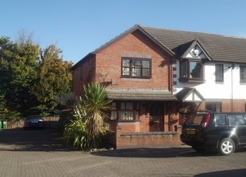 Thumbnail 2 bed end terrace house to rent in Wilton Way, Exeter