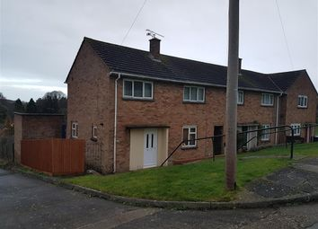 Thumbnail 3 bed semi-detached house for sale in Bishopdown Road, Salisbury