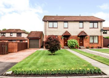 Thumbnail 3 bed semi-detached house for sale in Kinnordy Place, Glenrothes, Fife