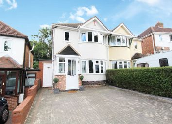 Thumbnail 3 bed semi-detached house for sale in Marsham Road, Kings Heath, Birmingham