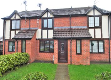 Thumbnail 2 bed terraced house for sale in Arlott Way, Edlington, Doncaster