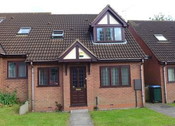 Thumbnail 1 bed terraced house for sale in Sandpiper Road, Aldermans Green, Coventry, West Midlands