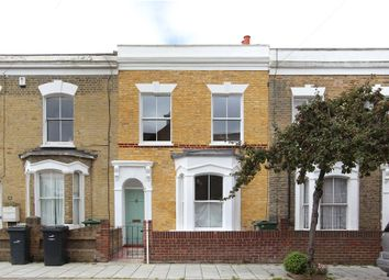 Thumbnail 3 bed terraced house for sale in Burgoyne Road, Clapham, London