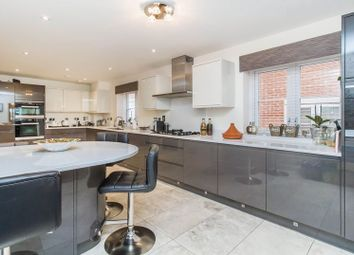 Thumbnail 3 bed flat for sale in Regency Apartments, Manor Road, Chigwell