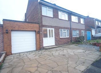 Thumbnail 3 bedroom semi-detached house to rent in Spurrell Avenue, Bexley