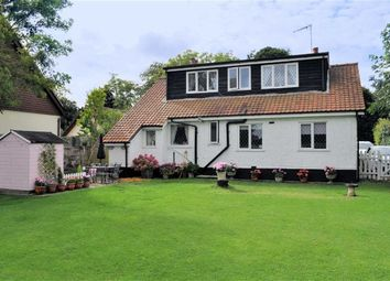 Thumbnail 5 bed detached house for sale in Old Ferry Drive, Wraysbury, Berkshire