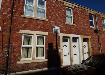 Thumbnail 1 bed flat for sale in Hugh Street, Wallsend
