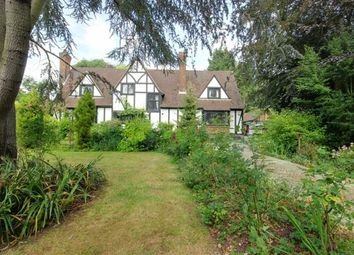 Thumbnail 4 bed detached house for sale in Mountway, Little Heath, Hertfordshire