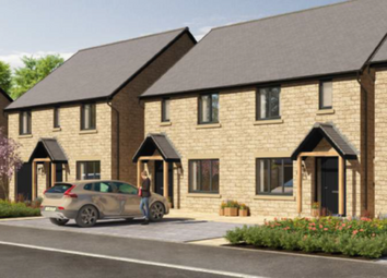 Thumbnail 3 bed semi-detached house for sale in Eastlands, Kirkwhelpington, Newcastle Upon Tyne