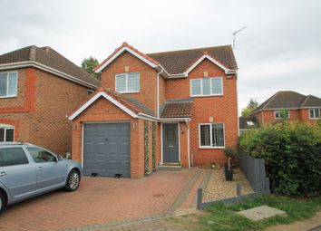 Thumbnail 3 bed detached house for sale in Drake Close, Aylesbury