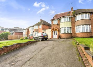 Thumbnail 4 bed semi-detached house for sale in Coventry Road, Sheldon, Birmingham