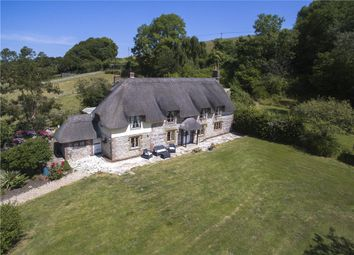 Thumbnail 4 bed equestrian property for sale in North Street, Charminster, Dorchester