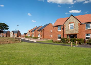 "Thumbnail 4 bed detached house for sale in ""Winstone"" at Shelby Drive, Westhampnett, Chichester"