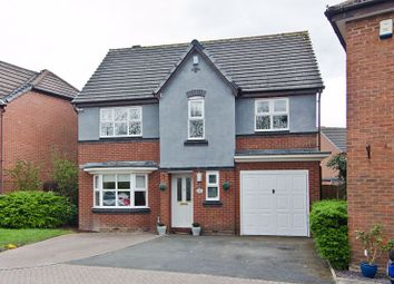 Thumbnail 5 bed detached house for sale in Eights Croft, Chase Terrace, Burntwood