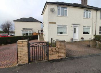Thumbnail 1 bedroom flat for sale in Myrtle Road, Clydebank