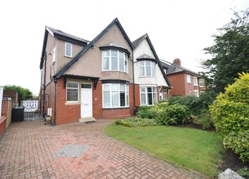 Thumbnail 2 bed flat for sale in Cartmell Road, St Annes, Lytham St Annes, Lancashire