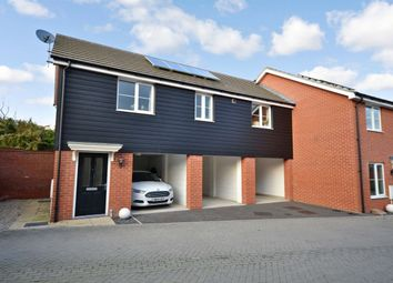 Thumbnail 2 bed semi-detached house for sale in The Croft, Little Canfield, Dunmow
