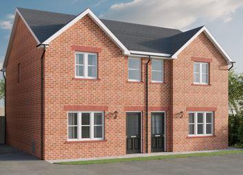 Thumbnail 3 bed semi-detached house for sale in Ferranti Close, Off Scotchbarn Lane, Prescot