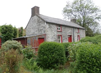 Thumbnail 2 bed detached house for sale in Pontrhydfendigaid, Ystrad Meurig