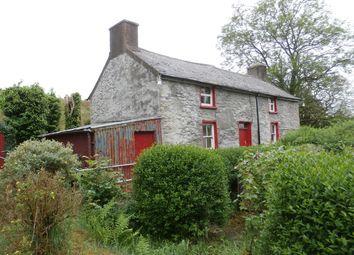 Thumbnail 2 bed cottage for sale in Pontrhydfendigaid, Ystrad Meurig