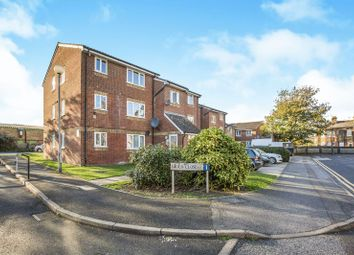 Thumbnail 2 bed flat for sale in Liden Close, London