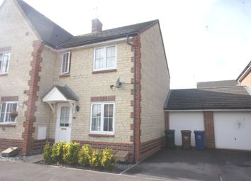 Thumbnail 2 bed property to rent in Corncrake Way, Bicester