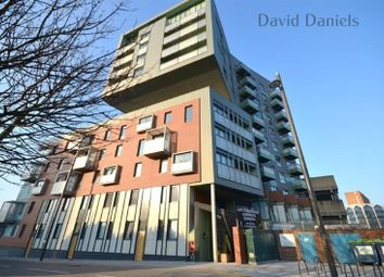 Thumbnail 1 bed flat to rent in Edge Apartments, 1 Lett Road, London