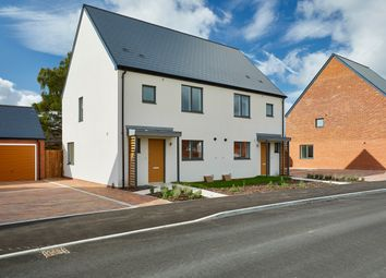 Thumbnail 3 bedroom semi-detached house for sale in Omaha Road, St Leonards