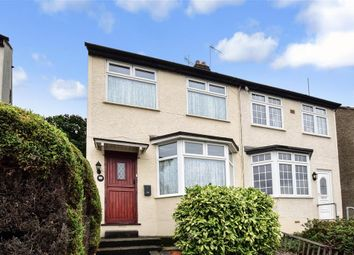 Thumbnail 3 bedroom semi-detached house for sale in Kingswood Avenue, Belvedere, Kent