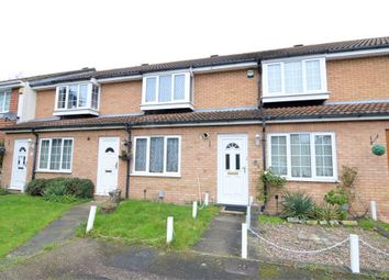 Thumbnail 2 bed terraced house to rent in Beeston Drive, Cheshunt, Waltham Cross, Hertfordshire