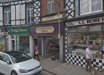Retail premises for sale in The Crescent, West Kirby, Wirral CH48