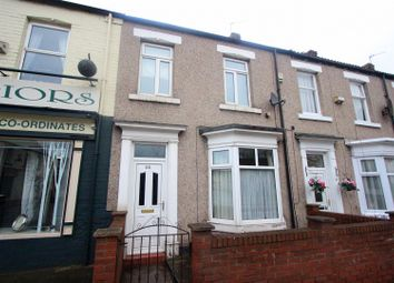 Thumbnail 3 bedroom terraced house to rent in Yarm Road, Darlington