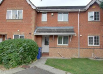 Thumbnail 2 bed terraced house to rent in Manor House Court, Doncaster
