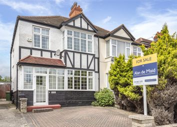 3 bed semi-detached house for sale in Green Lane, London SE9