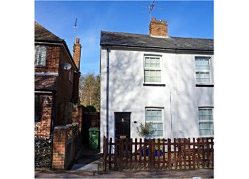 Thumbnail 2 bed end terrace house for sale in Branch Road, St. Albans