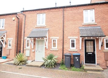 Thumbnail 2 bed semi-detached house to rent in Dairy Way, Kibworth, Leicestershire